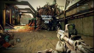 142-39 Killzone 3 Warzone Gameplay (So Many Clips)