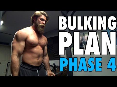 A New Level | Buff Dudes Bulking Plan | Phase 4