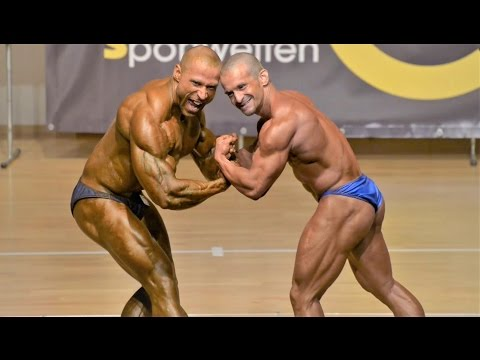 NABBA/WFF Austrian Championships 2014 - Part 8/8
