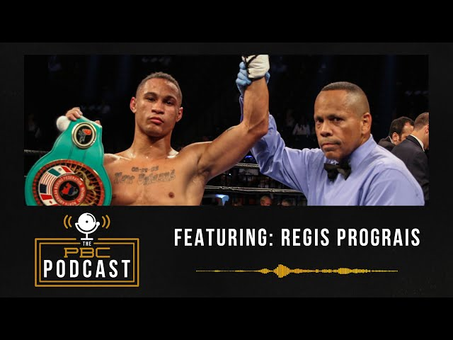 Regis Prograis: Don't Call It A Comeback!
