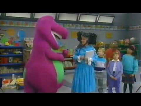 Barney & Friends: Honk! Honk! A Goose on the Loose! (Season 2, Episode 5)