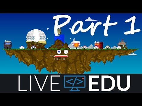 How To Code C++ / OpenGL / Lua 2D Game Engine - Part 1 (Livecoding.TV)