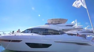 First Look at the Princess Yachts S65 By Yachting Magazine