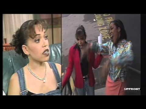 Divas Of Martin TV Show - Tisha Campbell and Tichina Arnold (Exclusive) - by filmmaker Keith O'Derek