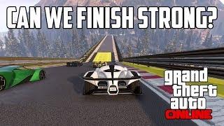 SLIPSTREAM FOR THE WIN?! - GTA ONLINE RACE GAMEPLAY