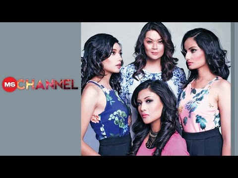 M&S Channel ep 66 - Miss Nepal 2015 First Cover Shoot