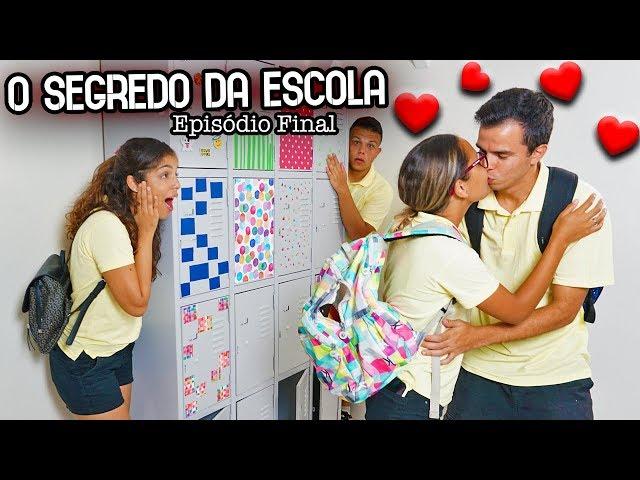 O SEGREDO DA ESCOLA! - EPISÓDIO FINAL! - KIDS FUN
