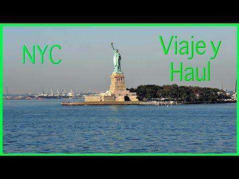 Viaje a NYC y haul de compras   Silvia Quiros Makeup