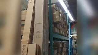 Warehouse Duties... I said Duties