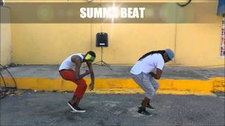"""DANSA BLING  AND ORVILLE XPRESSIONZ """"DANCEHALL GROOVE"""" ROUTINE [2014]"""