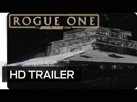 Rogue One: A Star Wars Story – Neuer Trailer HD (Deutsch | German)