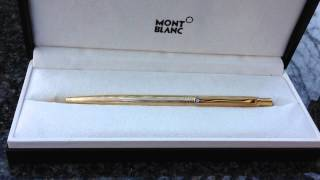 NEW OLD STOCK Mont Blanc Pens from the 1970s 1980s