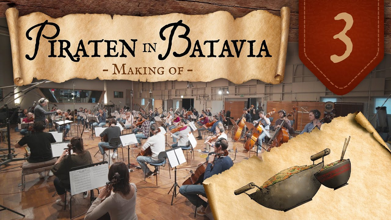 The Making of: Piraten in Batavia - Europa-Park | Episode 3: Musik & Mehr