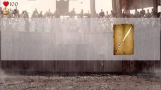Blind gladiator - Partita di prova Video