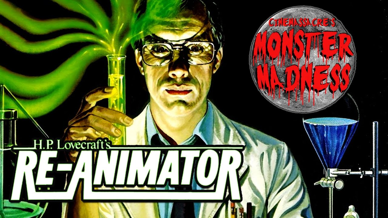 Download Re-Animator (1985) Monster Madness