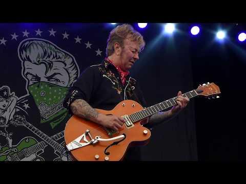 Brian Setzer's Rockabilly Riot - Gene & Eddie - 5/19/18 Chesapeake Bay Blues Festival