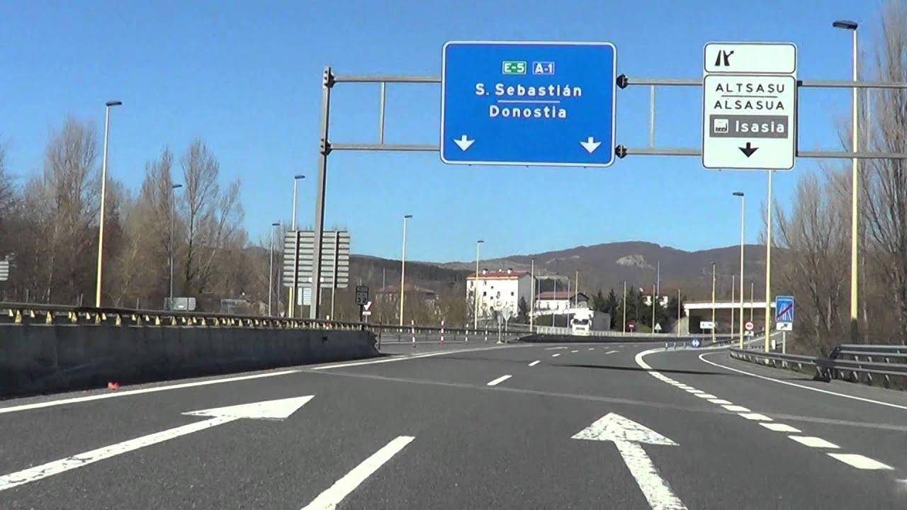 Download Autovia A-1/N-I Miranda de Ebro - San Sebastian