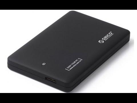 Внешний Box для SSD HDD дисков ORICO 2599US3