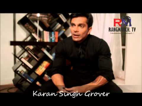 Rangmunch.TV-I am my own Chef with Karan Singh Grover