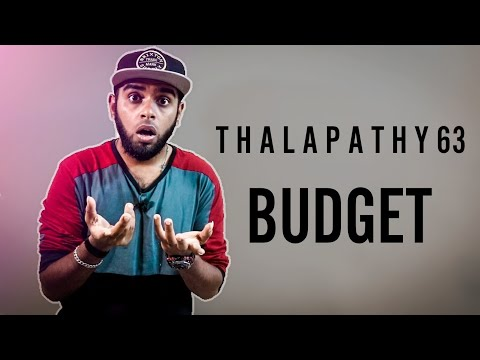 Exclusive Update On Thalapathy 63 Budget - Request To AGS CEO | A Motion Poster For Vijay 63 FL🔥