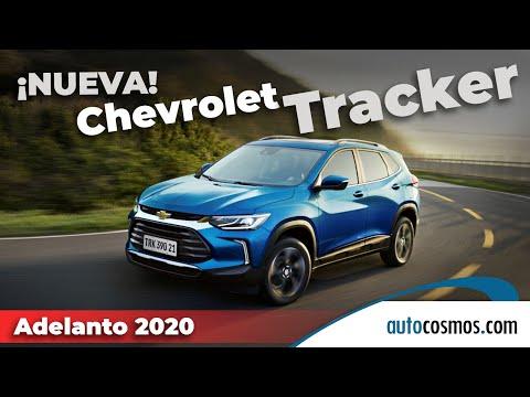 Nueva Chevrolet Tracker | Todo Antes De Su Llegada A Argentina