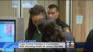 Teen Pleads Not Guilty In Shooting That Killed Jersey City Man Trying To Protect Wife