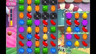 Candy Crush Saga level 757 (3 star, No boosters)