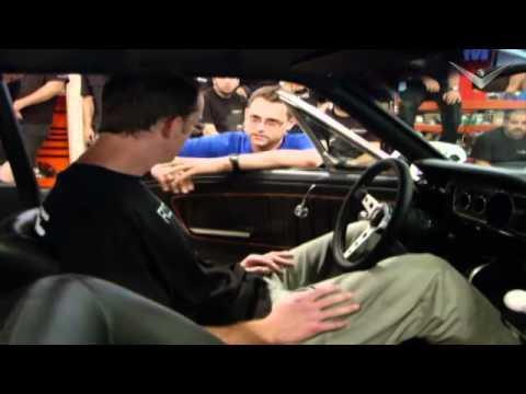 Custom 65 Mustang Interior Overhaulin YouTube