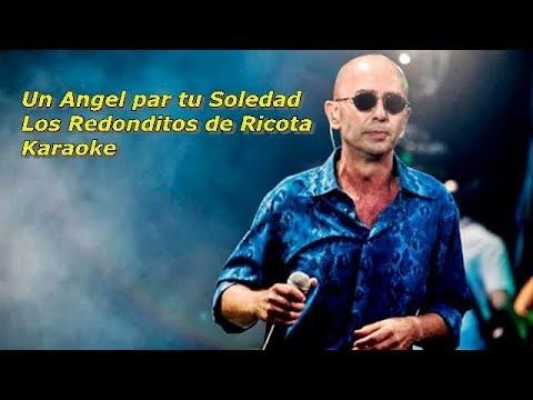 Un Angel para Tu Soledad Karaoke