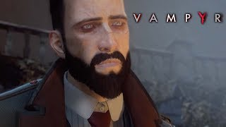 Vampyr - Official Launch Trailer