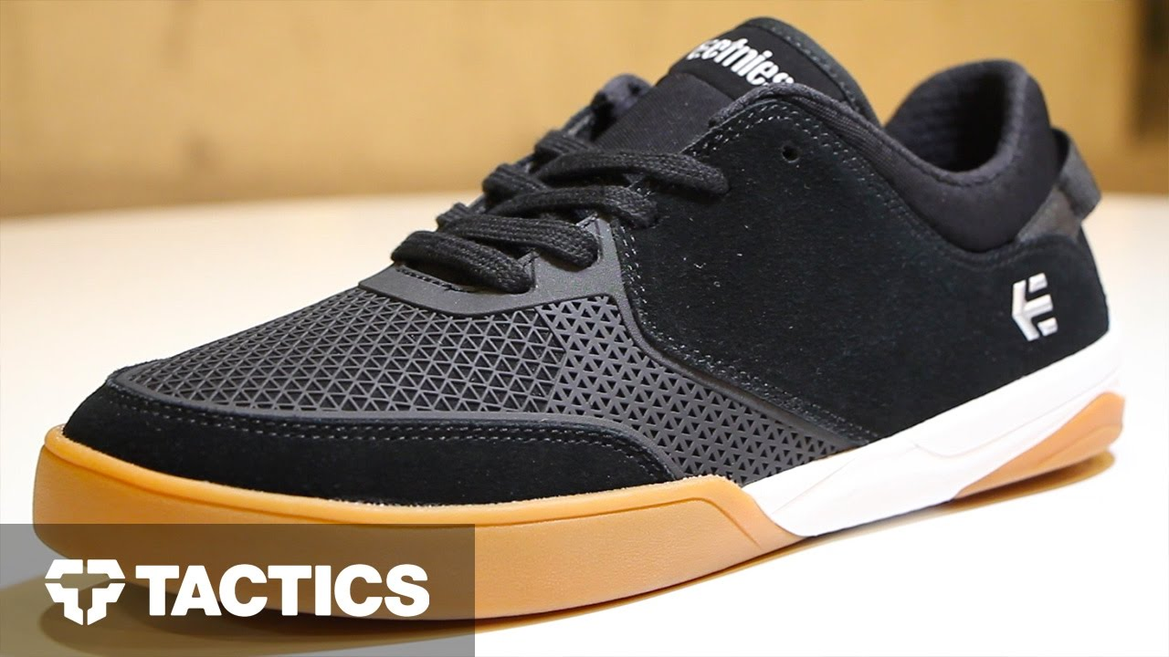 great look moderate price search for original Etnies Helix Skate Shoes Review with Designer Rick Marmolijo | Spring 2017  - Tactics.com