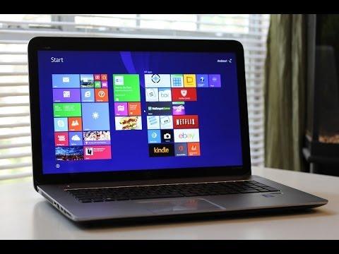 """HP ENVY TouchSmart M7-J120dx 17.3"""" Touchscreen Laptop Review"""