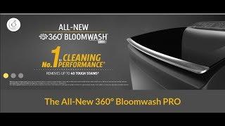 360° BLOOMWASH PRO