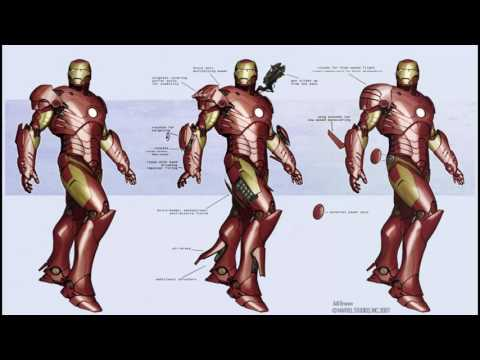 iron man biography history