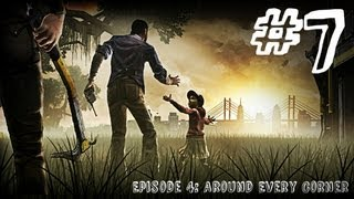 The Walking Dead - Episode 4 - Gameplay Walkthrough - Part 7 - THE DISCOVERY (Xbox 360/PS3/PC)