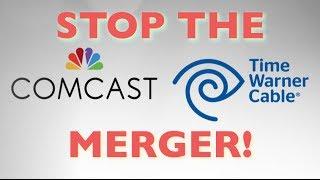 Merger Between Comcast & Time Warner a 'Disaster'