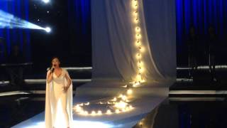 Fancam Anh - Hồ Quỳnh Hương live Bài hát yêu thích 03/2015