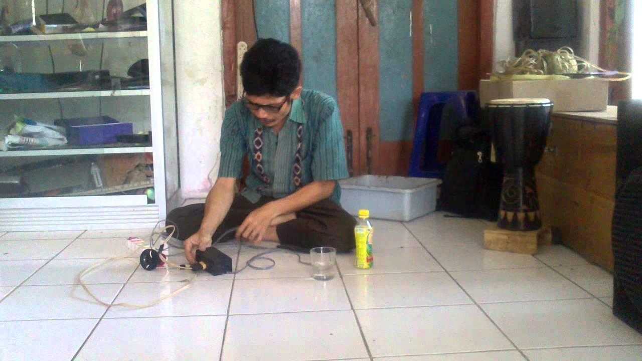 Saklar Otomatis Pompa Air Tanpa Pelampung Hp 085228142403 Youtube