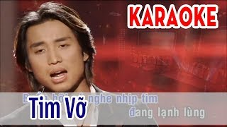 Tim Vỡ Karaoke - Đan Nguyên | Asia Karaoke Beat Chuẩn