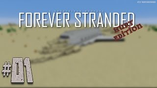 Minecraft Forever Stranded Hurt Edition - Here We Go Again (1)