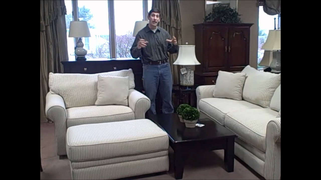 Living Room Chair And A Half. Gorgeous Staging Sofa and Chair a Half with Ottoman  Deal of the Week 12 9 11 YouTube