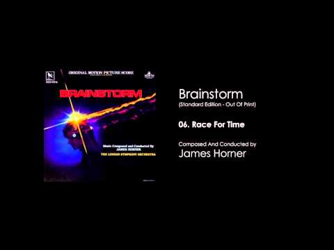 Brainstorm OST (Std. Edition - Out Of Print) - 06. Race For Time