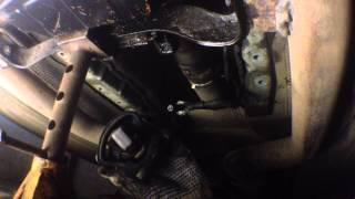 Mercedes-Benz S320 (W220) замена опоры акпп(задняя опора двигателя)(, 2014-11-29T20:51:08.000Z)