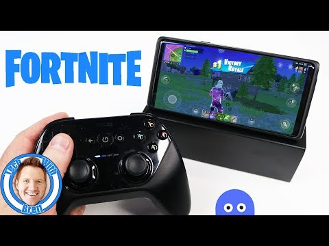 Play Fortnite With A Controller On Samsung Devices | Octopus 64 Bit Tutorial