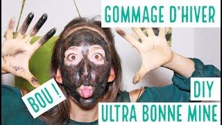 DIY Masque  ULTRA BONNE MINE !! Détox, gommant, nourrissant, hydratant (tout type de peau)