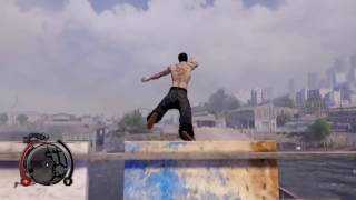 Sleeping Dogs Parkour