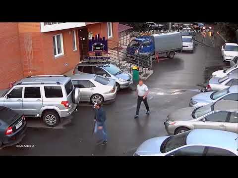 Паровозная 29.07.2018 ЧП Красноярск