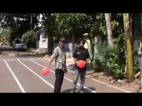 warga nangka Rt004 Rw01 cengkareng barat pecah balon 17 Agustus 2013