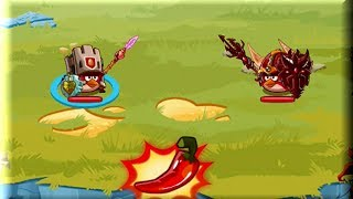 Angry Birds Epic - Unlocked Old Nesting Barrows