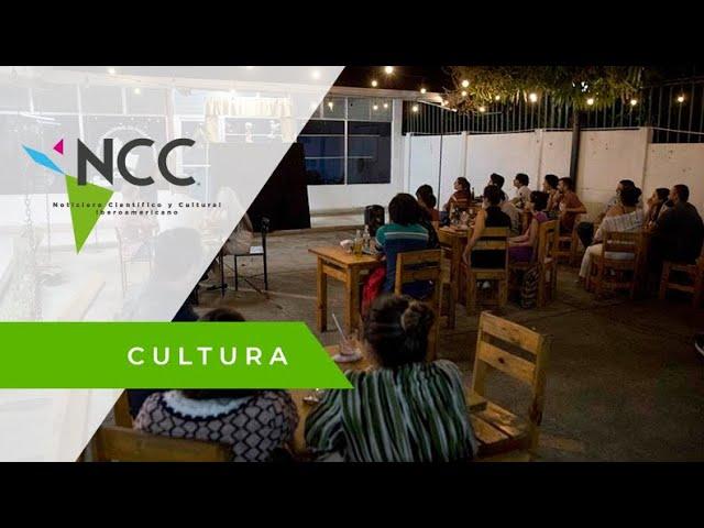 Casa Camaleón, un espacio cultural en medio de la crisis de Nicaragua